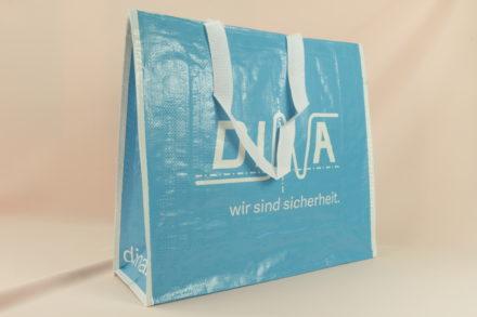 DINA Präsentationstaschen aus Polypropylen 10535 seitlich 10134